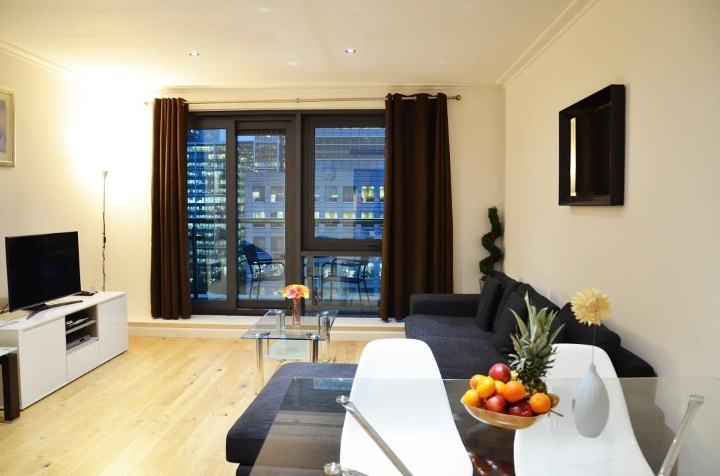 2 Bed Flat Property to Rent in London, E14 9RU by Adamson Knight Estate Agents